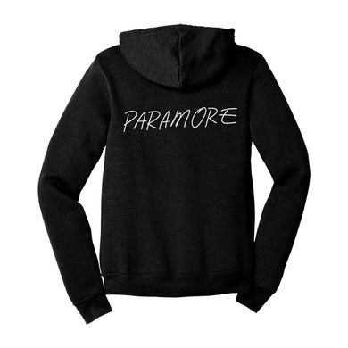 Paramore All Neon Hoodie