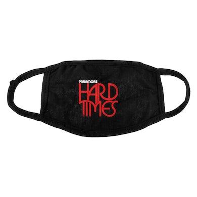 Paramore Hard Times Mask