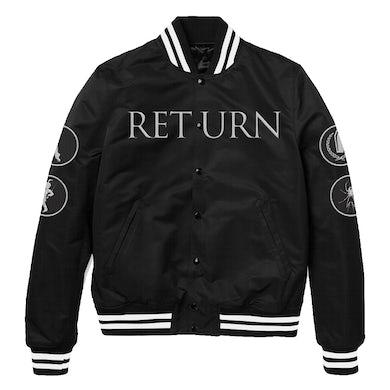 My Chemical Romance Return Black Jacket