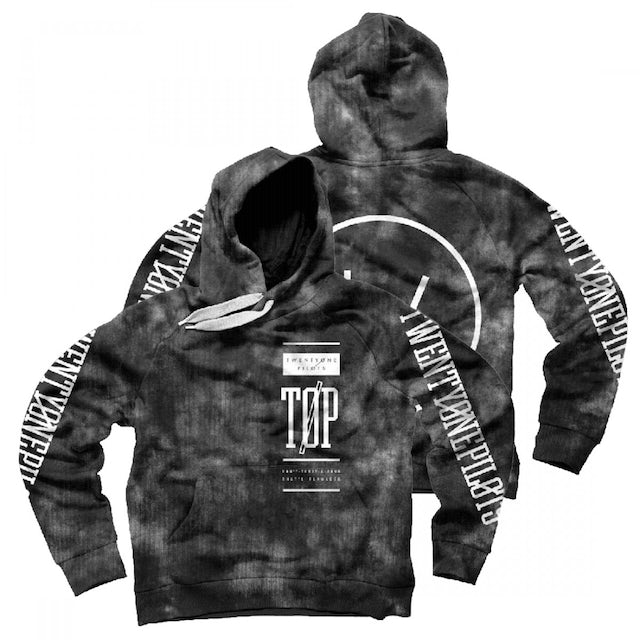 Twenty One Pilots Acid Text Hoodie