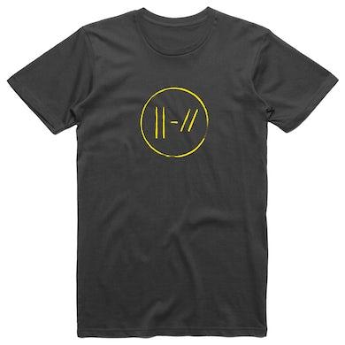 Twenty One Pilots Double Lines Logo T-Shirt