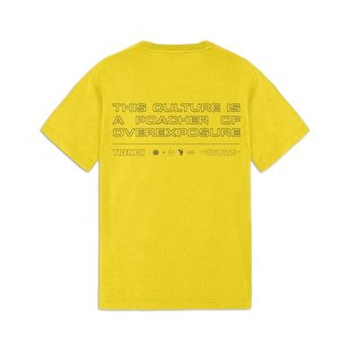 Twenty One Pilots Poacher Stack T-Shirt (Yellow)