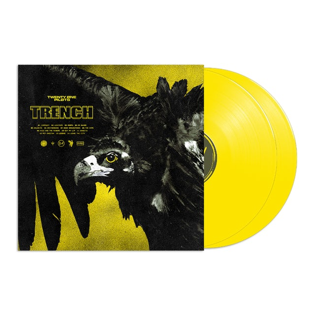Twenty One Pilots Trench Colored Vinyl