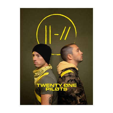Twenty One Pilots Photo Poster