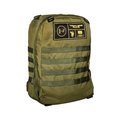 Twenty One Pilots Army Straps Backpack