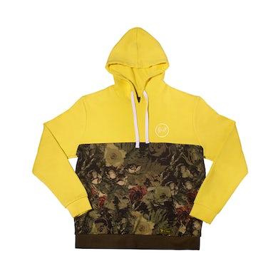Twenty One Pilots Color Block Hoodie (Yellow)