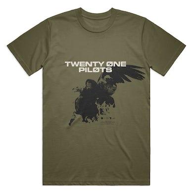 Twenty One Pilots Escape Wings T-Shirt