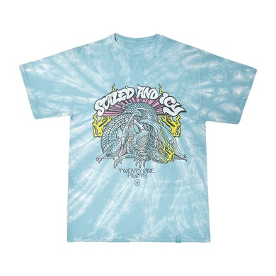Twenty One Pilots Surf Dragon T-Shirt