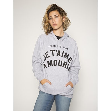 Tegan & Sara French Love You To Death Hoodie