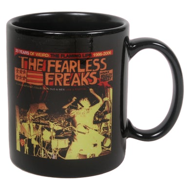 The Flaming Lips The Fearless Freaks Mug