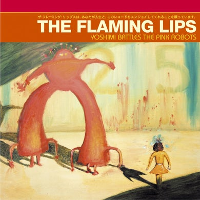 The Flaming Lips Yoshimi Battles The Pink Robots LP (Vinyl)
