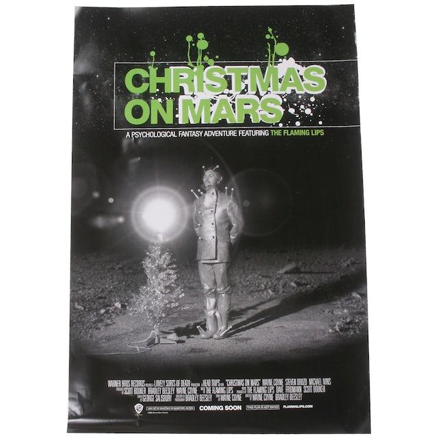 The Flaming Lips Christmas on Mars DVD