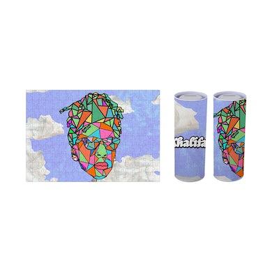 Wiz Khalifa Wiz Mosaic Puzzle