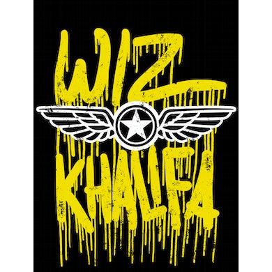 Wiz Khalifa Mens Drip Tank