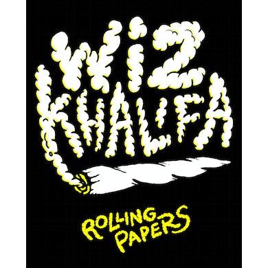 Wiz Khalifa Spliff Pullover Hoodie