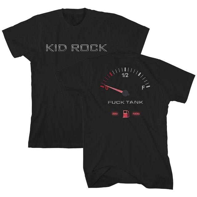 0eea5d89372 Kid Rock Fuck Tank T-shirt