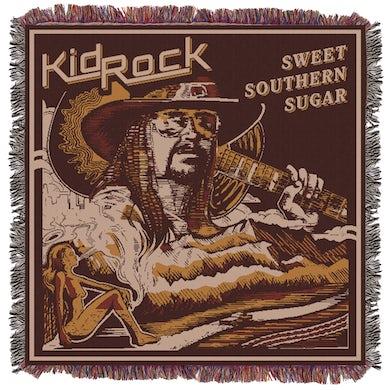 Kid Rock Sweet Southern Sugar Tapestry Blanket