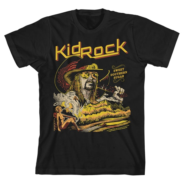 Kid Rock Big Sugar Cover T-shirt