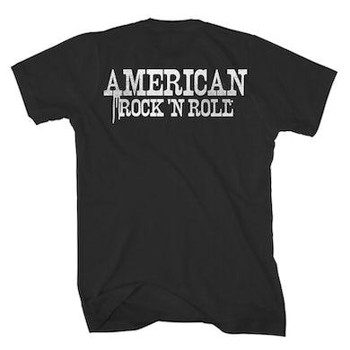 Kid Rock Crossed Guns T-shirt