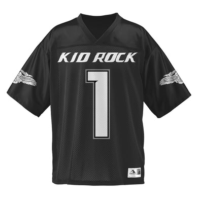 Kid Rock Fucks Given Black Jersey
