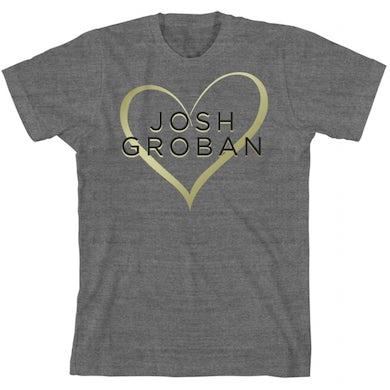 Josh Groban JG Heart T-Shirt