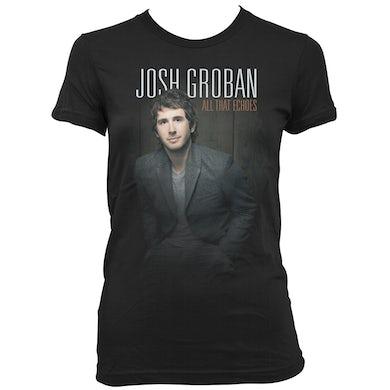 Josh Groban All That Echoes Jr T-Shirt