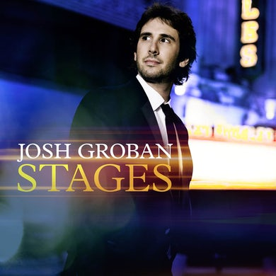 Josh Groban Stages CD