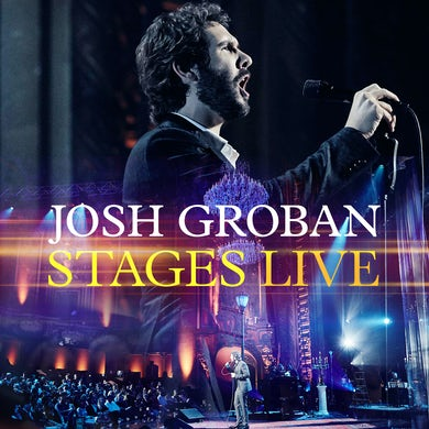 Josh Groban Stages Live CD/Blu-ray