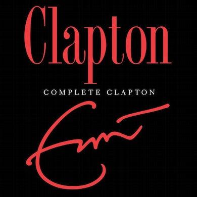 Eric Clapton Complete Clapton (CD)