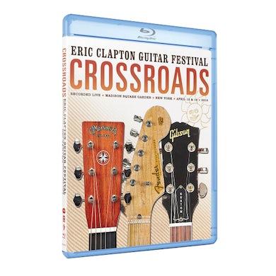 Eric Clapton Crossroads Guitar Festival 2013 2 Blu-ray Disc