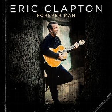 Eric Clapton Forever Man 2-CD
