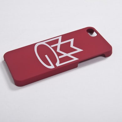 Rick Ross MMG Logo iPhone 5 Case (Red)