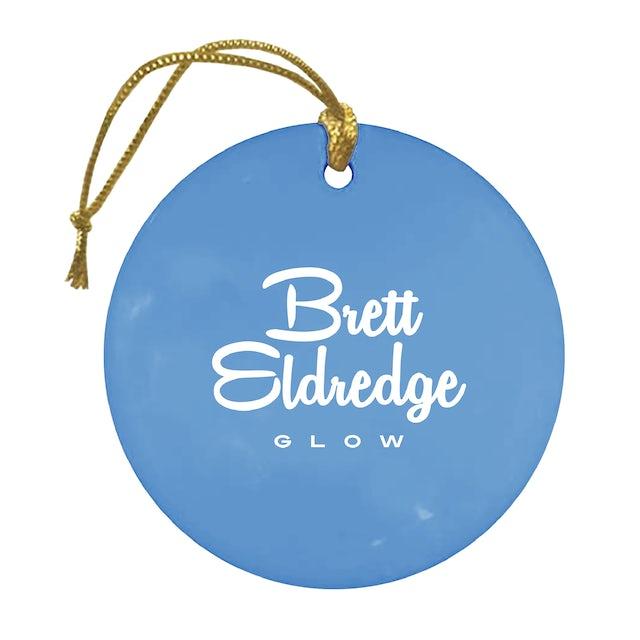Brett Eldredge Glow Ornament