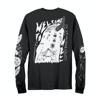 Portugal. The Man Welcome to Hell Long Sleeve Shirt