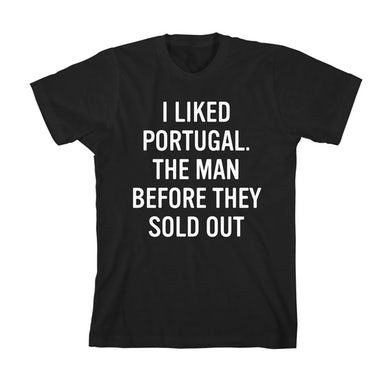 Portugal. The Man Before They Sold Out T-Shirt