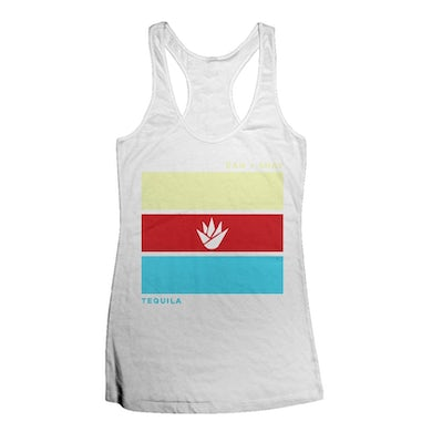 Dan + Shay Agave Stripes Juniors Racerback Tank