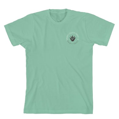 Dan + Shay Tequila Flower Mint T-Shirt