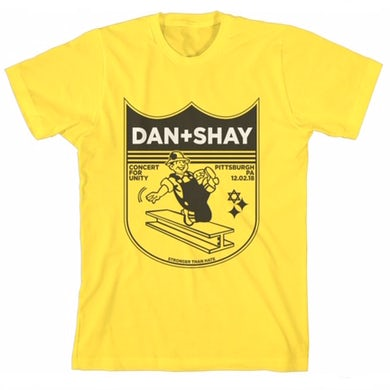 Dan + Shay Stronger Than Hate T-Shirt