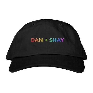 Dan + Shay Rainbow Logo Dad Hat