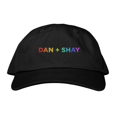 Dan + Shay Rainbow Logo Dad Hat
