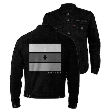 Dan + Shay Plus Sign Denim Jacket