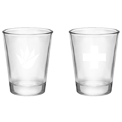 Dan + Shay Tequila Shot Glass Set