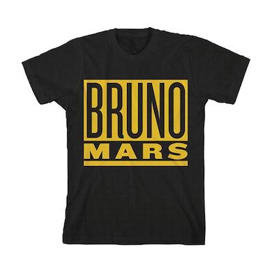 Bruno Mars Bruno Block T-Shirt