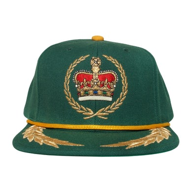Bruno Mars Emblem Snapback (Green)