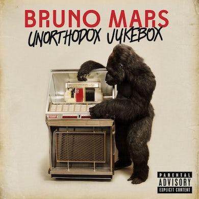 Bruno Mars Unorthodox Jukebox (CD)