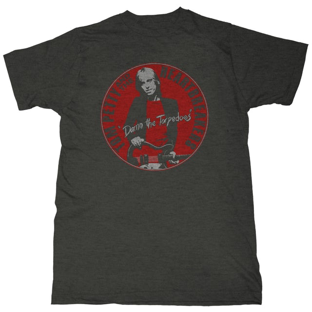 Tom Petty and the Heartbreakers Damn the Torpedoes T-shirt