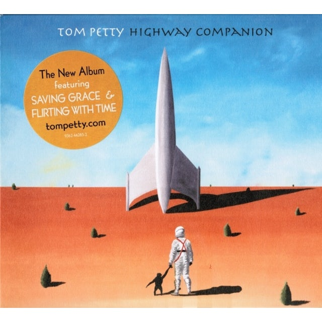 Tom Petty and the Heartbreakers Highway Companion CD