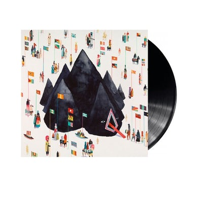 Young The Giant Home of the Strange – Standard Vinyl