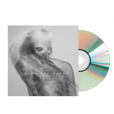Young The Giant Mind Over Matter CD