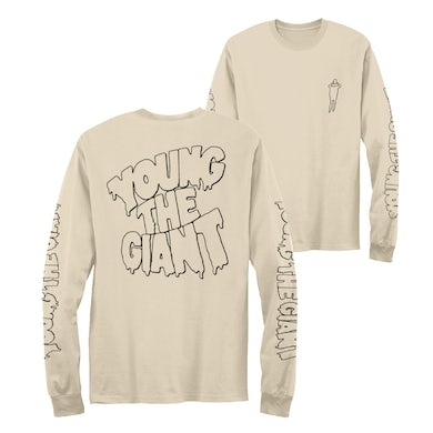 Young The Giant Drip Long Sleeve
